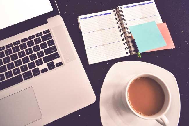 Organizzare la giornata di lavoro freelance