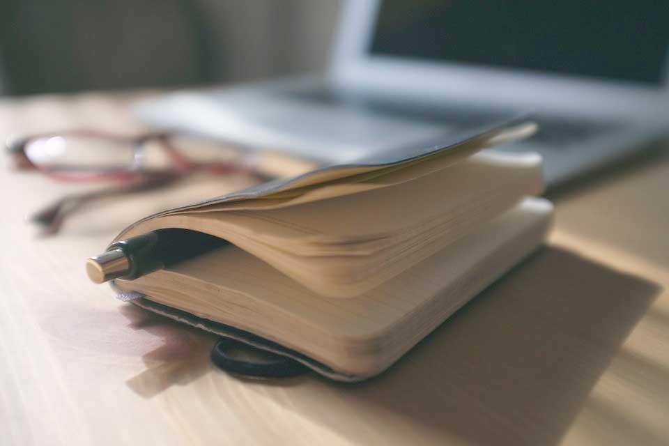 Trovare ispirazione per scrivere
