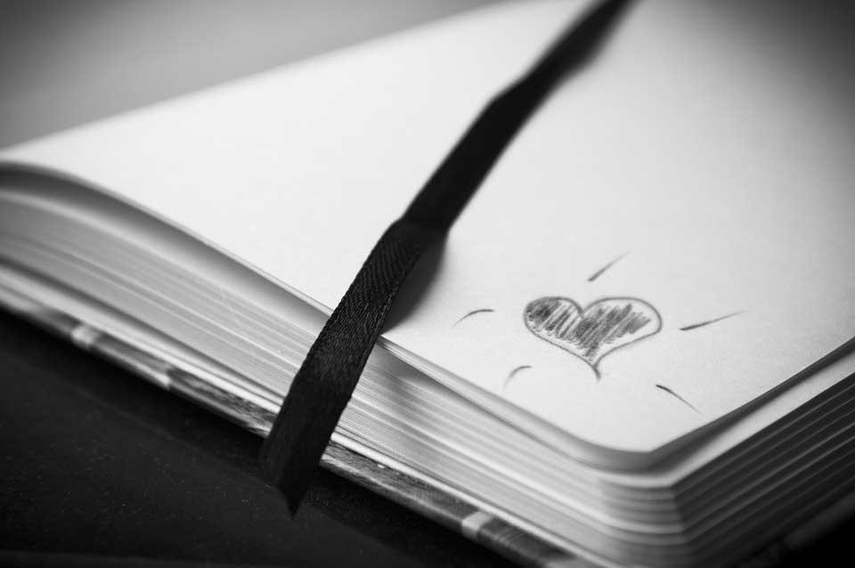 Scrivere è avere un cuore