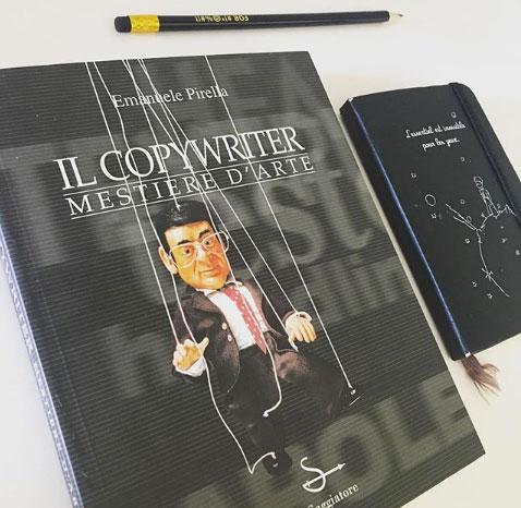 il copywriter mestiere d'arte di Emanuele Pirella